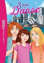 Vente Livre Numérique : 3 pas de danse 05 - Pirouettes à Sydney  - Christine Féret-Fleury