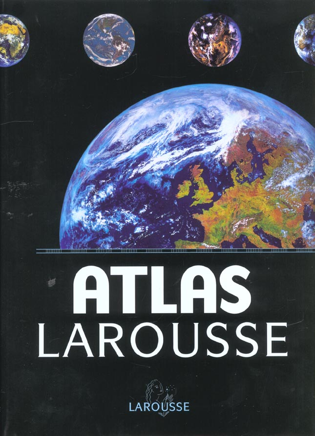 Atlas larousse ; edition 2002