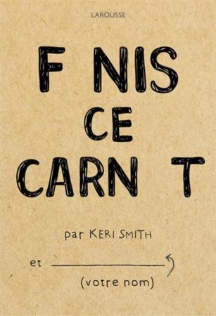 Smith Keri - FINIS CE CARNET