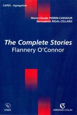 Vente Livre Numérique : The Complete Stories  - Marie-Claude Perrin-Chenour