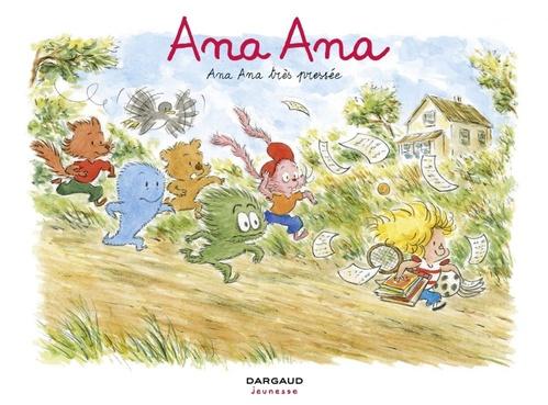 Ana Ana T.11 ; Ana Ana très pressée