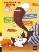 Vente Livre Numérique : Mes premières lectures avec Thérèse Miaou CP/CE1 6/7 ans  - Gérard Moncomble
