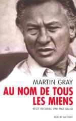 Vente EBooks : Au nom de tous les miens  - Martin GRAY