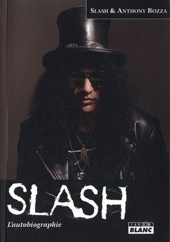 Slash ; l'autobiographie