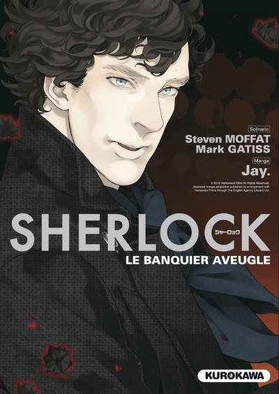Sherlock T.2 ; le banquier aveugle