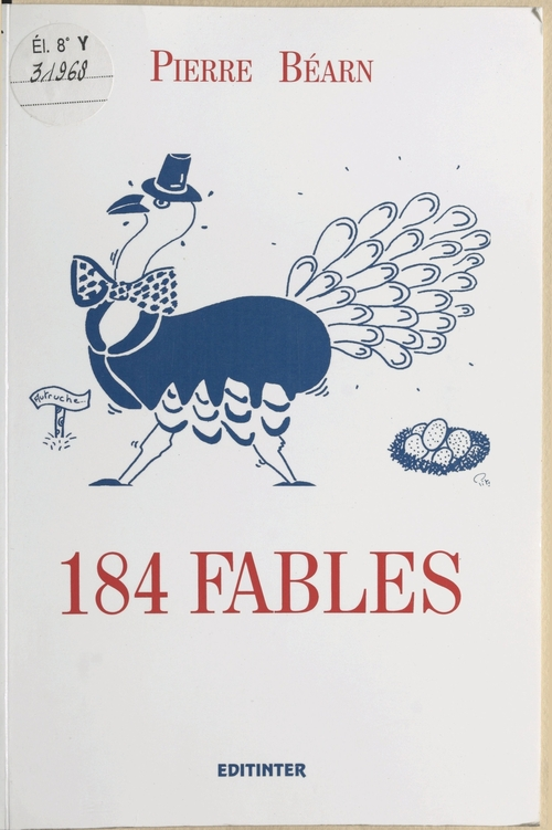 184 fables