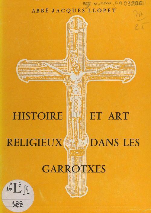 Histoire et art religieux dans les Garrotxes