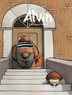 Vente Livre Numérique : Alvin - Tome 1 - L'héritage d'Abélard  - Régis Hautière