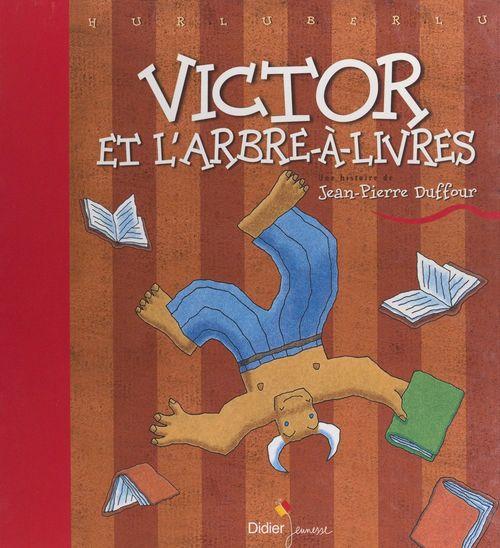Victor et l'arbre-à-livres