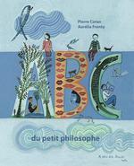 Couverture de L'Abc Du Petit Philosophe