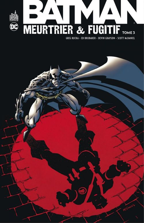 Batman meurtrier & fugitif T.3