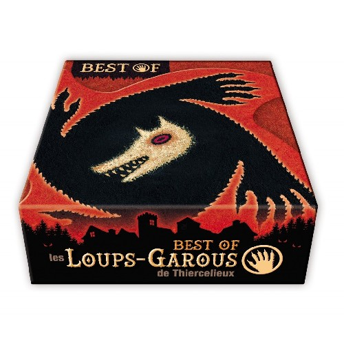 LOUPS-GAROUS DE THIERCELEUX BEST OFF