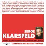 Vente AudioBook : Serge Klarsfeld. Entretiens avec Claude Bochurberg  - Serge Klarsfeld - Claude Bochurberg