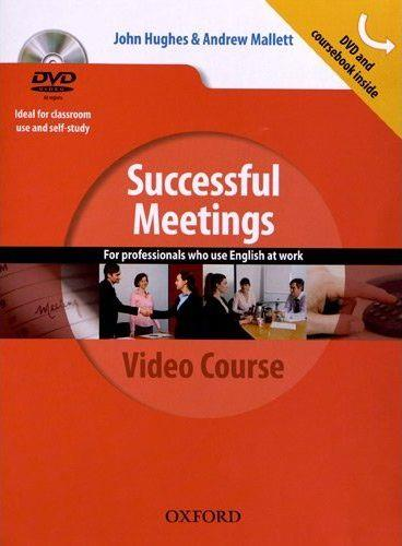 Successful meetings ; for professionals who use english at work