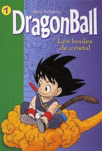 Dragon Ball T.1 ; Les Boules De Cristal