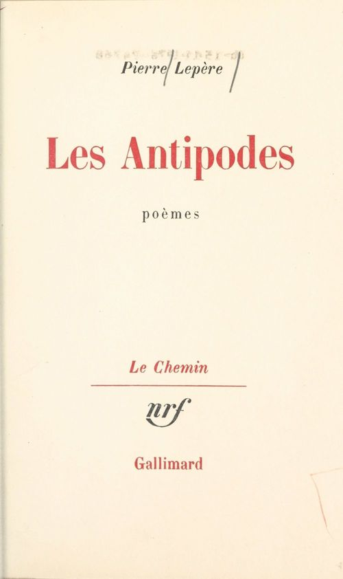 Les antipodes
