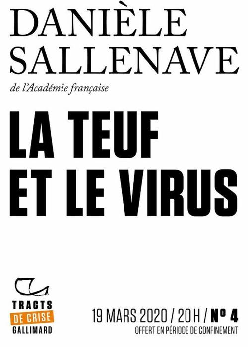 Tracts de crise (N°04) - La teuf et le virus