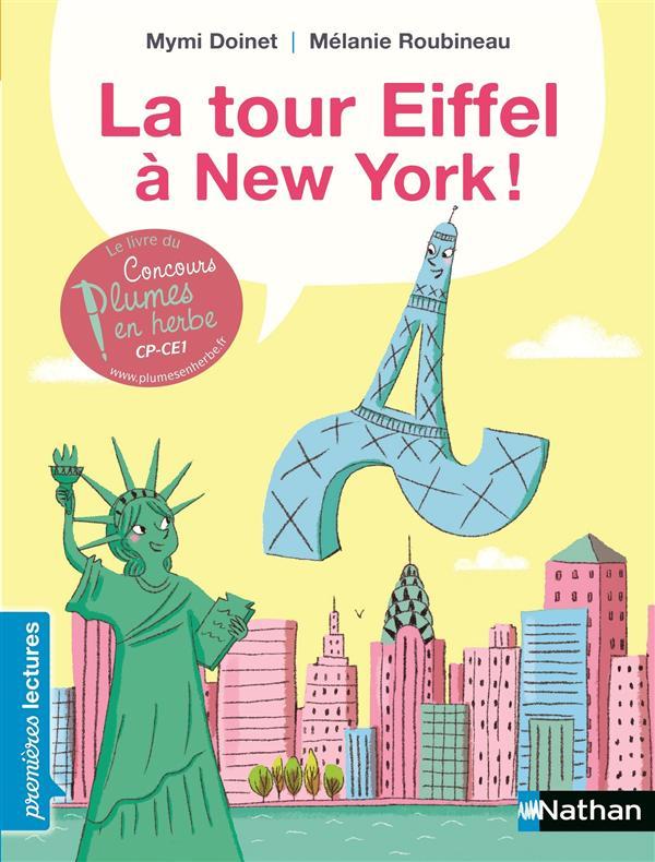 La tour Eiffel à New York !