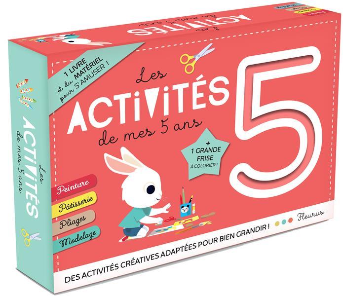 Les activités de mes 5 ans