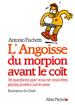 Vente EBooks : L'Angoisse du morpion avant le coït  - Antonio Fischetti
