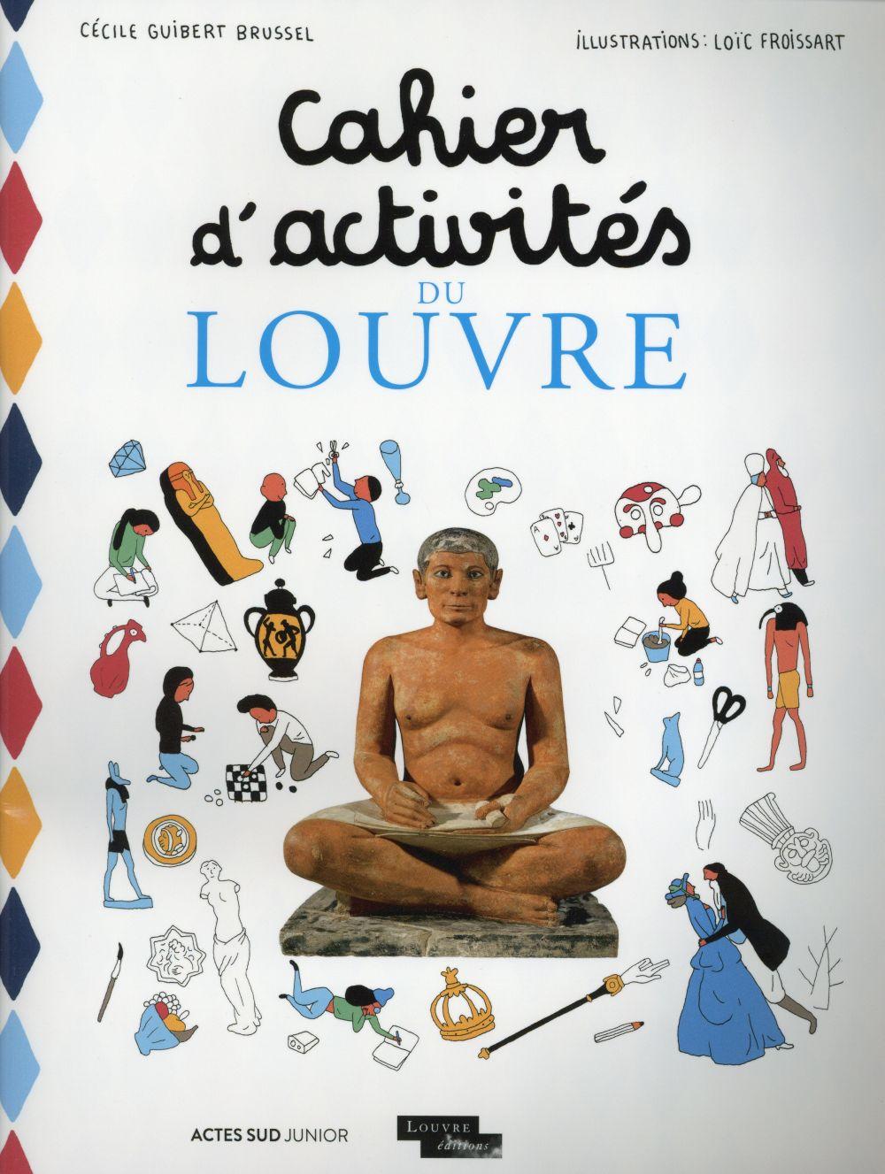 Cahier d'activités du Louvre