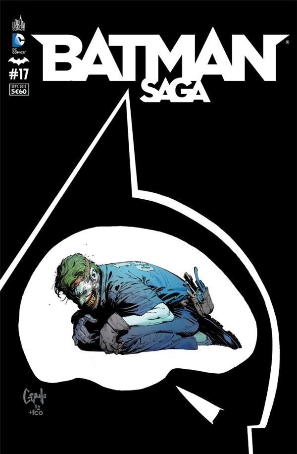Batman Saga T.17