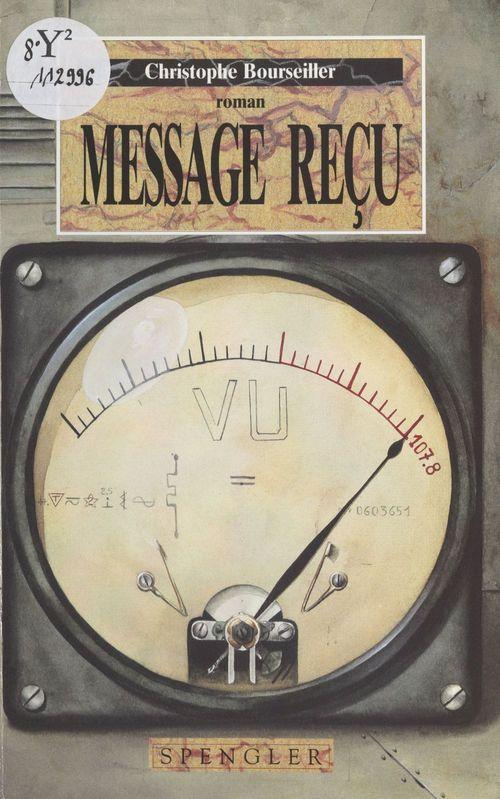 Message recu