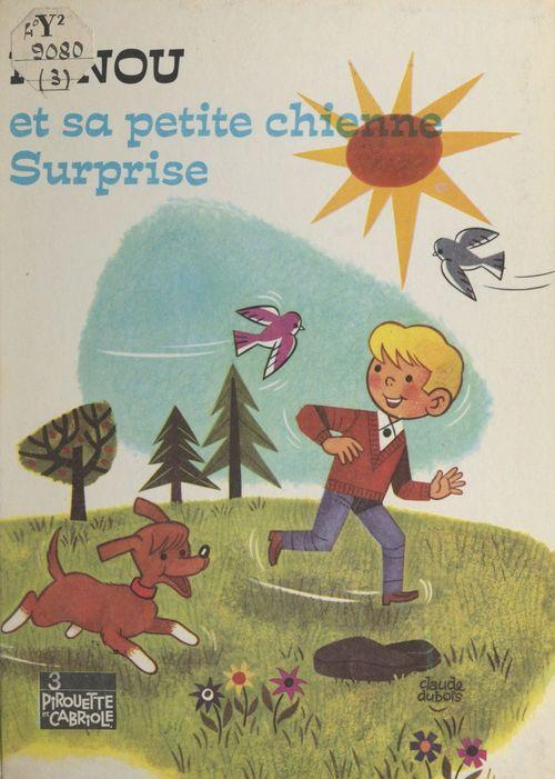 Fanou et sa petite chienne Surprise