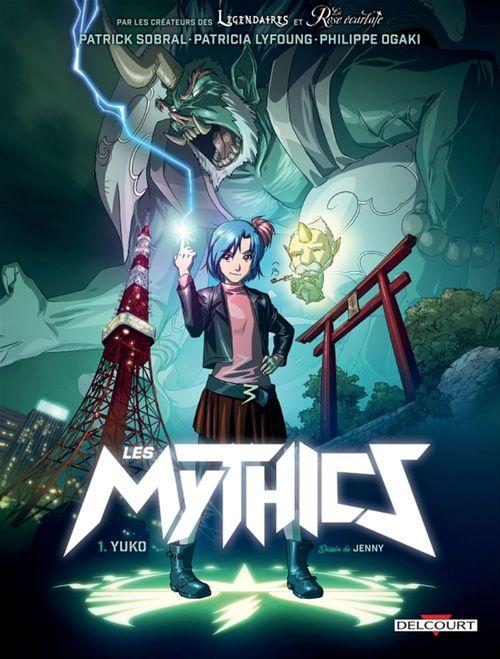 Les Mythics T.1 ; yuko