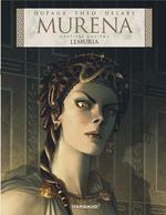 Couverture de Murena - Tome 11 - Lemuria