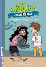 Vente EBooks : Les enquêtes d'Eliott et Nina, Tome 11  - Lewis B. Montgomery