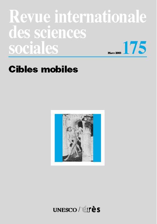 Revue riss t.175; cibles mobiles