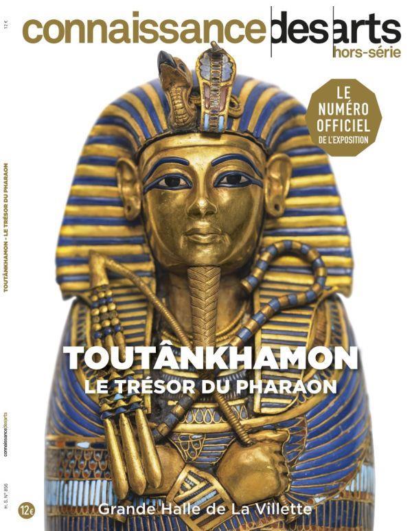 TOUTANKHAMON - LE TRESOR DU PHARAON