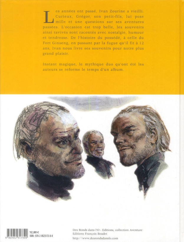 Ivan Zourine t.3 ; le possédé