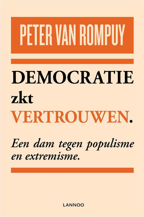 Democratie zkt vertrouwen