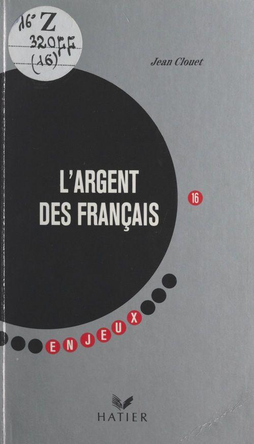 L'argent des Français