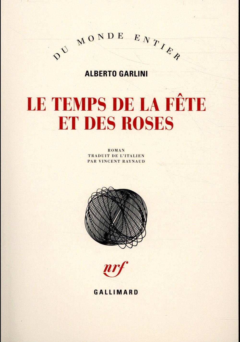Le temps de la fête et des roses