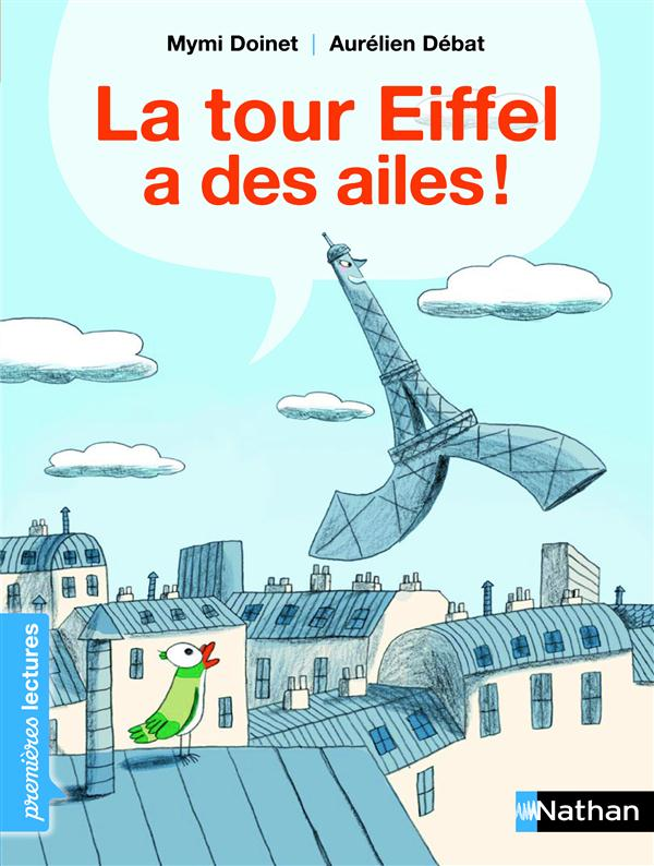 La tour Eiffel a des ailes !