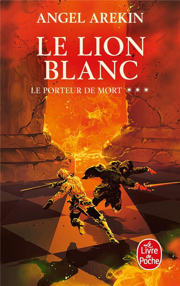 LE PORTEUR DE MORT T.3  -  LE LION BLANC AREKIN, ANGEL