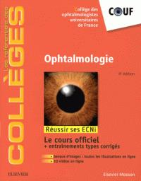 Ophtalmologie (4e édition)
