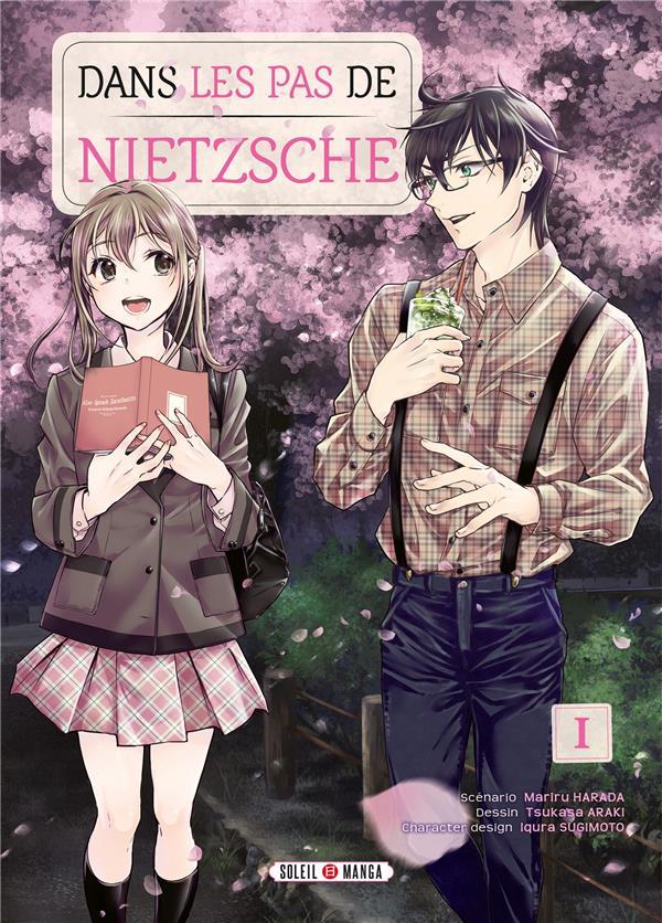 Dans Les Pas De Nietzsche T.1