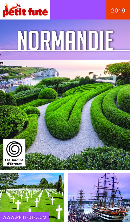 GUIDE PETIT FUTE ; REGION ; Normandie (édition 2019)