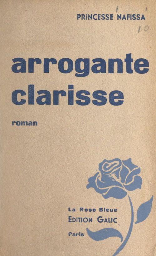 Arrogante Clarisse