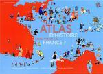 Couverture de Atlas D'Histoire - D'Ou Vient La France ?