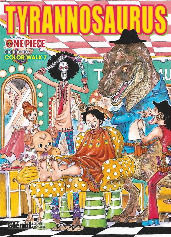 One Piece - color walk T.7