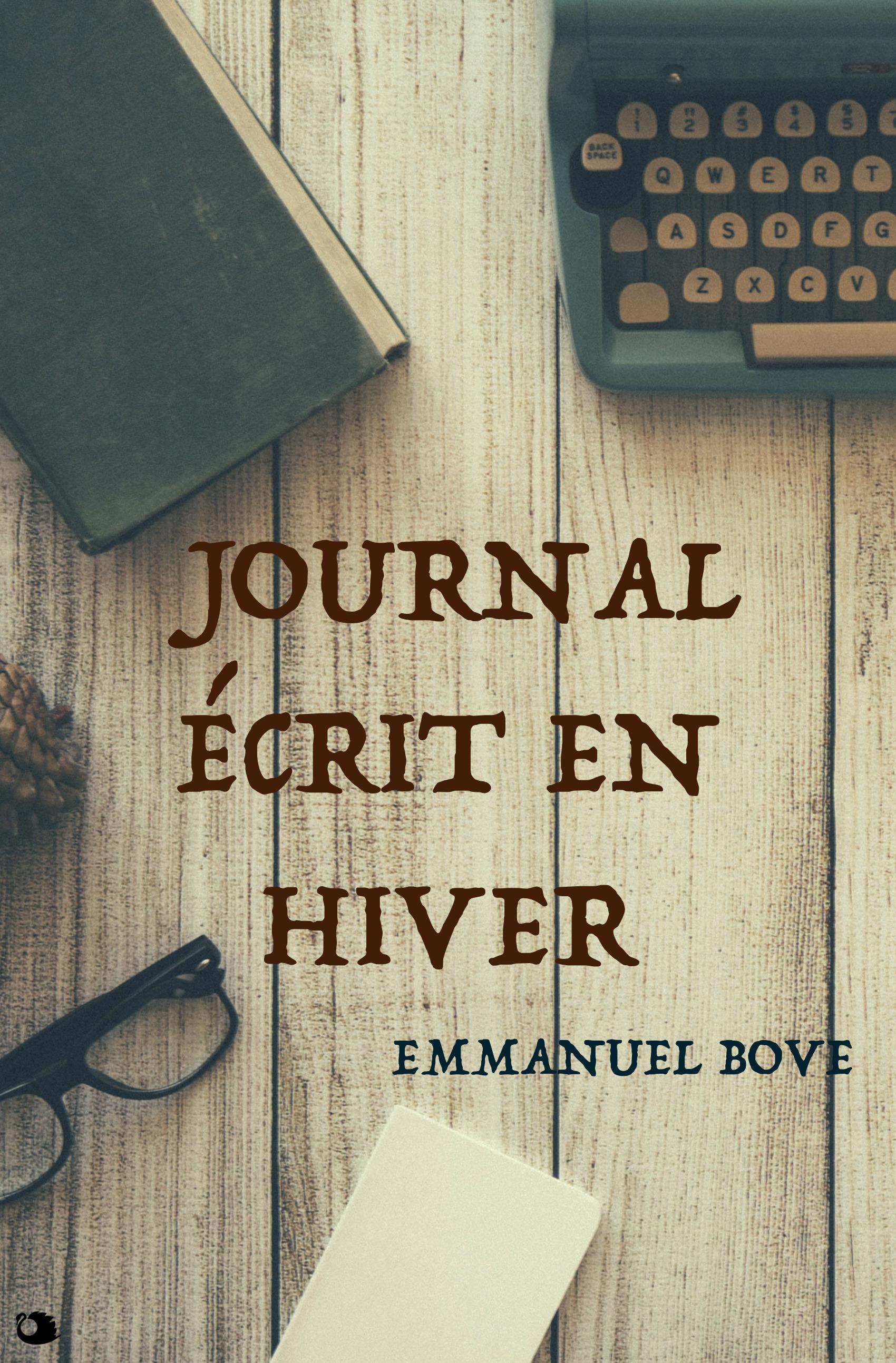 Journal écrit en hiver