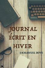 Vente Livre Numérique : Journal écrit en hiver  - Emmanuel Bove