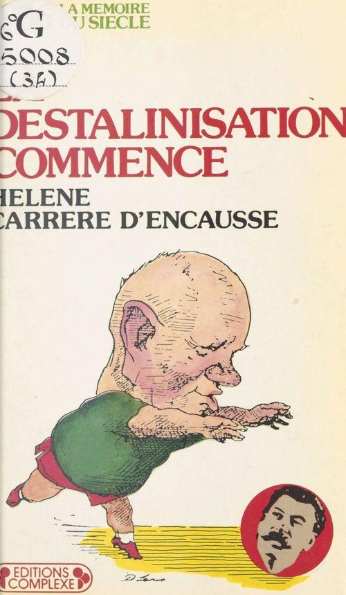 La Déstalinisation commence (1956)