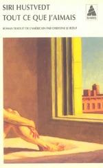 Couverture de Tout Ce Que J'Aimais (Babel) - Fermeture Et Bascule Vers 9782330026462