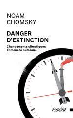 Couverture de Internationalisme ou extinction ; changements climatiques et menace nucléaire